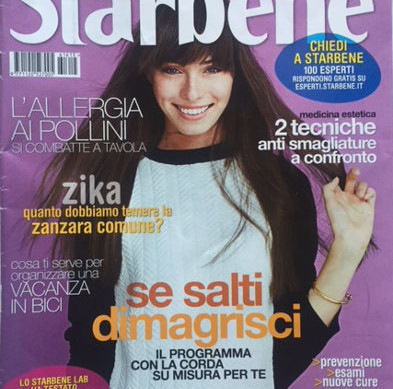 """""""Impara ad interpretare i tuoi sogni"""". Intervista sulla rivista STARBENE"""